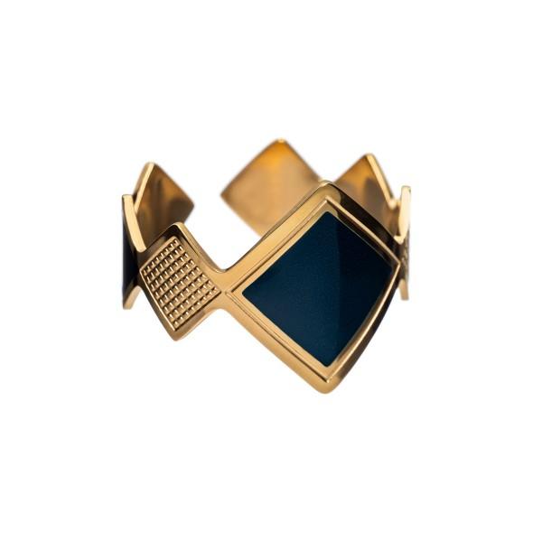 Oliver blue ring