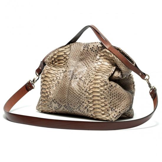(Presale) Natural Python sack