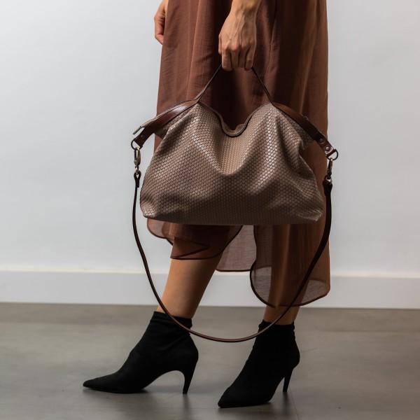 Taupe Sack