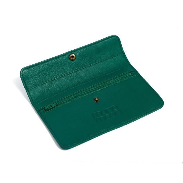 MC avocado wallet