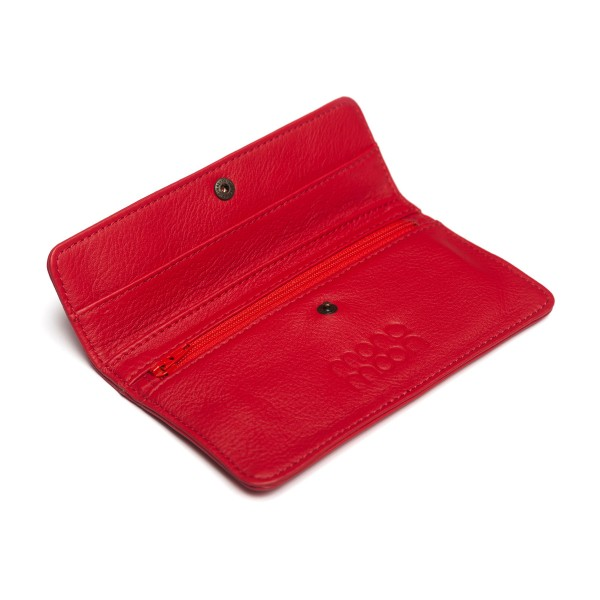 Red MC wallet