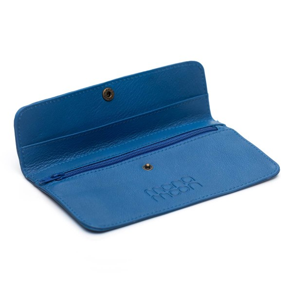 Blue MC wallet