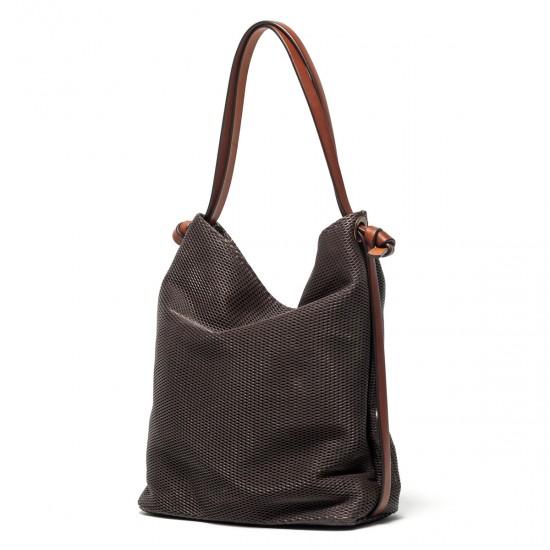 Mocha convertible backpack