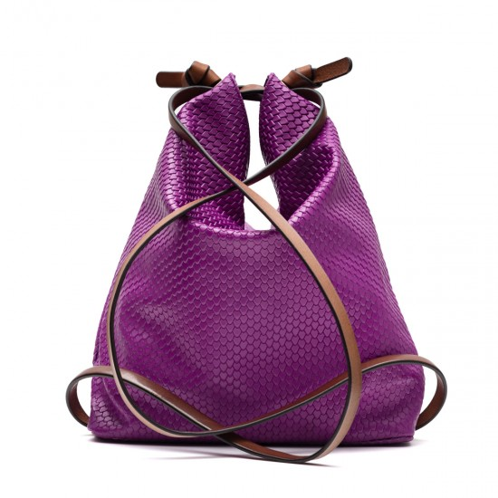 Orchid convertible backpack