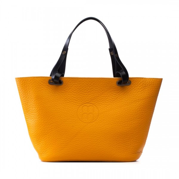 Borneo tote bag with short handles