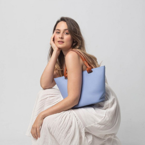 Dream tote bag with short handles