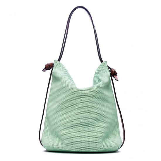 water green convertible backpack